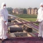 L'amianto in edilizia, la polvere che uccide