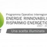 Ministero dell'Ambiente, POI Energie Rinnovabili e Risparmio Energetico 2007-2013