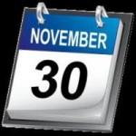 Scadenze fiscali, acconti d'imposta per il 2010 fino al 30 novembre