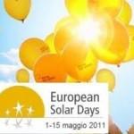 Campagna d'informazione europea sull'energia solare, rinnovabile e pulita coordinata da Ambiente Italia e Legambiente