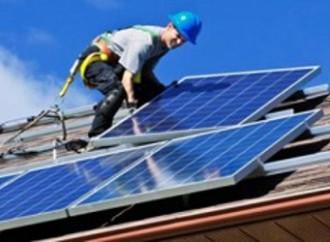 Fotovoltaico, solare termico e risparmio energetico: il Comune di Ripe San Ginesio è già un Borgo Futuro