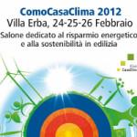Evento: Habitat Clima, mostra-convegno sulla sostenibilità 'dalla costruzione all'arredo'