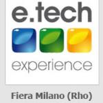 Fiera Milano: arriva E.TECH Experience, la filiera dell'energia del futuro