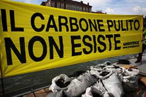 Energia: mobilitazione anti-carbone in tutta l'Italia