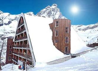 Immobiliare turistico montagna: inverno 2012 a Cervinia e dintorni
