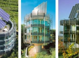 Architettura sostenibile: edifici che ruotano per seguire il sole