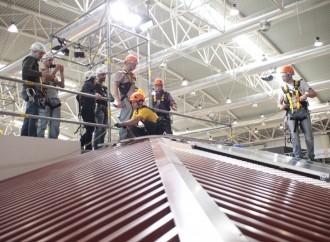 Riqualificazione edilizia e sicurezza in cantiere a Expoedilizia