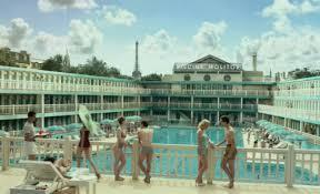A Parigi le piscine Molitor diventano hotel di lusso