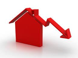Le compravendite residenziali sono calate quasi del 10%