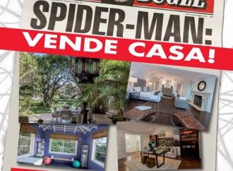 Spiderman vende casa!