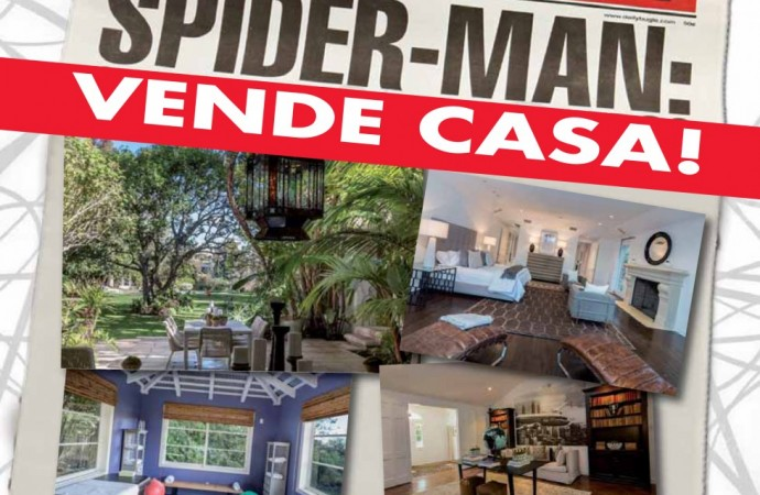 Spiderman vende casa!