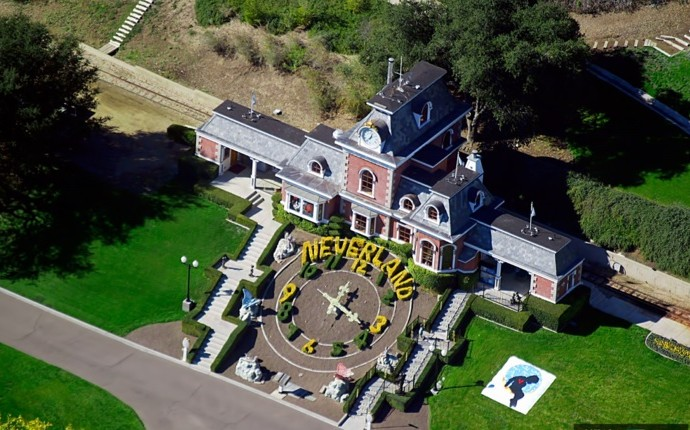 Neverland: in vendita il ranch di Michael Jackson.
