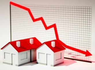Casa: compravendite in calo nel primo trimestre