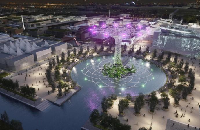 Padiglioni Expo: si vota online il premio architettura
