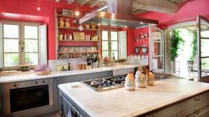cucina-casa-fabbrini-bed-breakfast-toscana